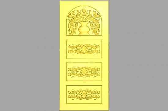 Panel Door 15 - 01