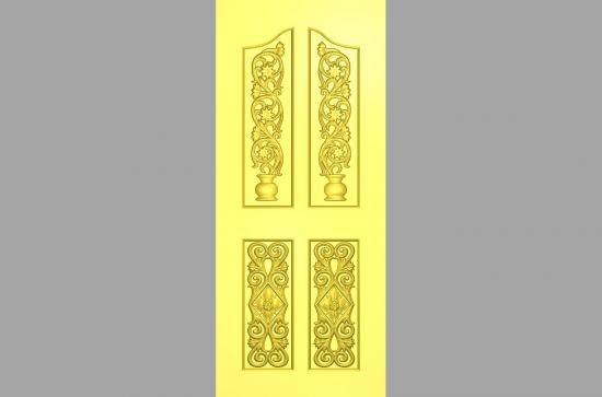 Panel Door 54 - 011