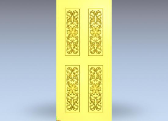 Panel Door 253 - 03
