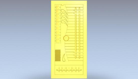 classic door 390 -01